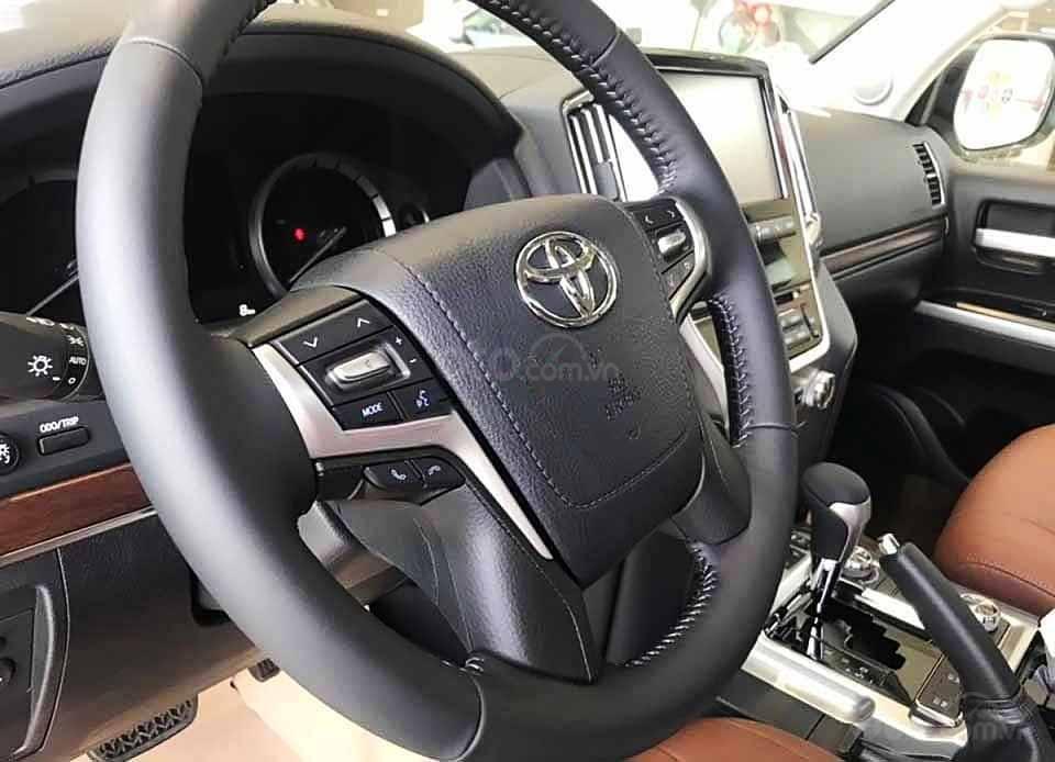 Bán xe Toyota Land Cruiser năm sản xuất 2020, màu đen, nhập khẩu   (4)