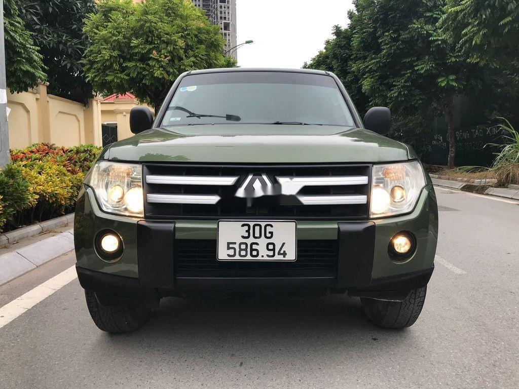 Bán Mitsubishi Pajero đời 2007, nhập khẩu nguyên chiếc  (1)