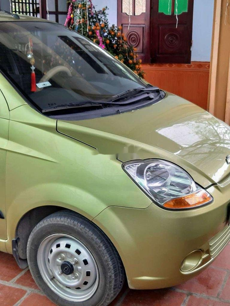 Bán ô tô Chevrolet Spark sản xuất 2012 chính chủ, giá chỉ 105 triệu (1)