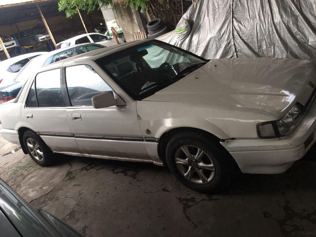 Cần bán xe Honda Accord đời 1989, màu trắng, nhập khẩu nguyên chiếc, 22tr (2)