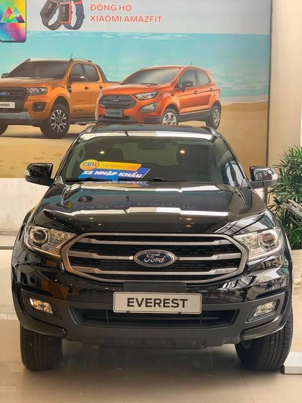 Cần bán Ford Everest Ambient MT, màu đen giao ngay, giảm giá 110 triệu năm 2019 (2)