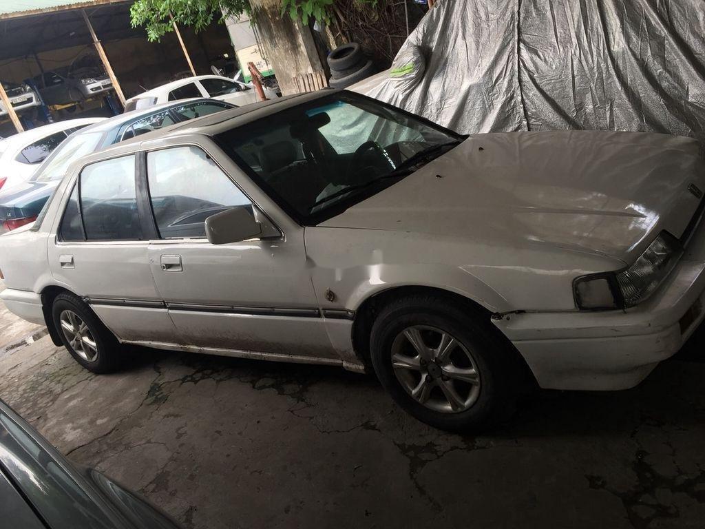 Cần bán xe Honda Accord đời 1989, màu trắng, nhập khẩu nguyên chiếc, 22tr (5)