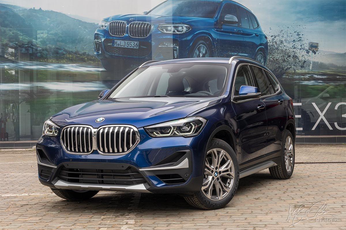 BMW X1 đang bán tại Việt Nam 1
