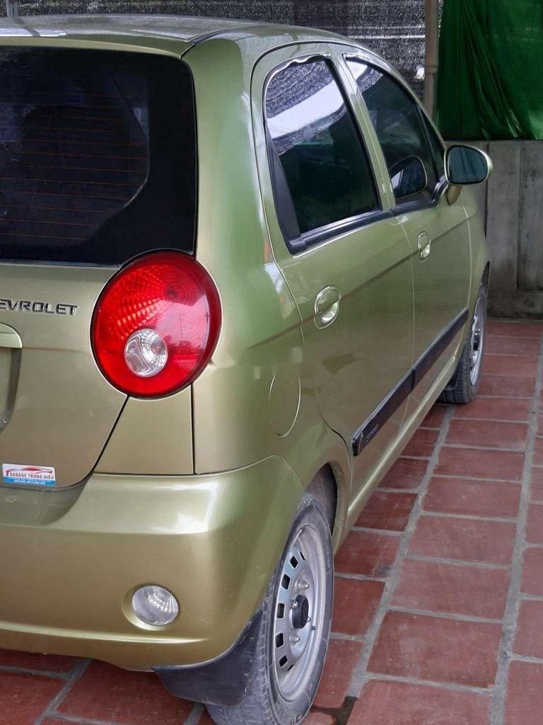 Bán ô tô Chevrolet Spark sản xuất 2012 chính chủ, giá chỉ 105 triệu (2)