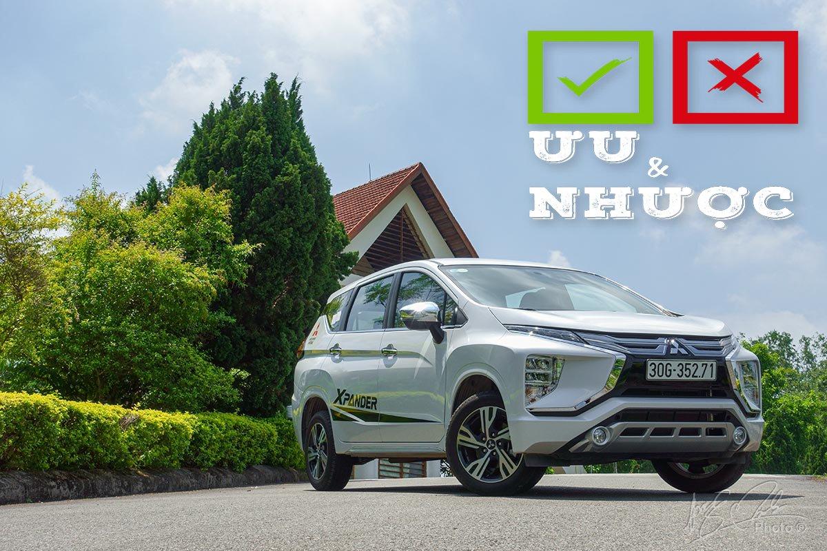 Ưu nhược điểm của Mitsubishi Xpander 2020 mà người Việt cần biết a1