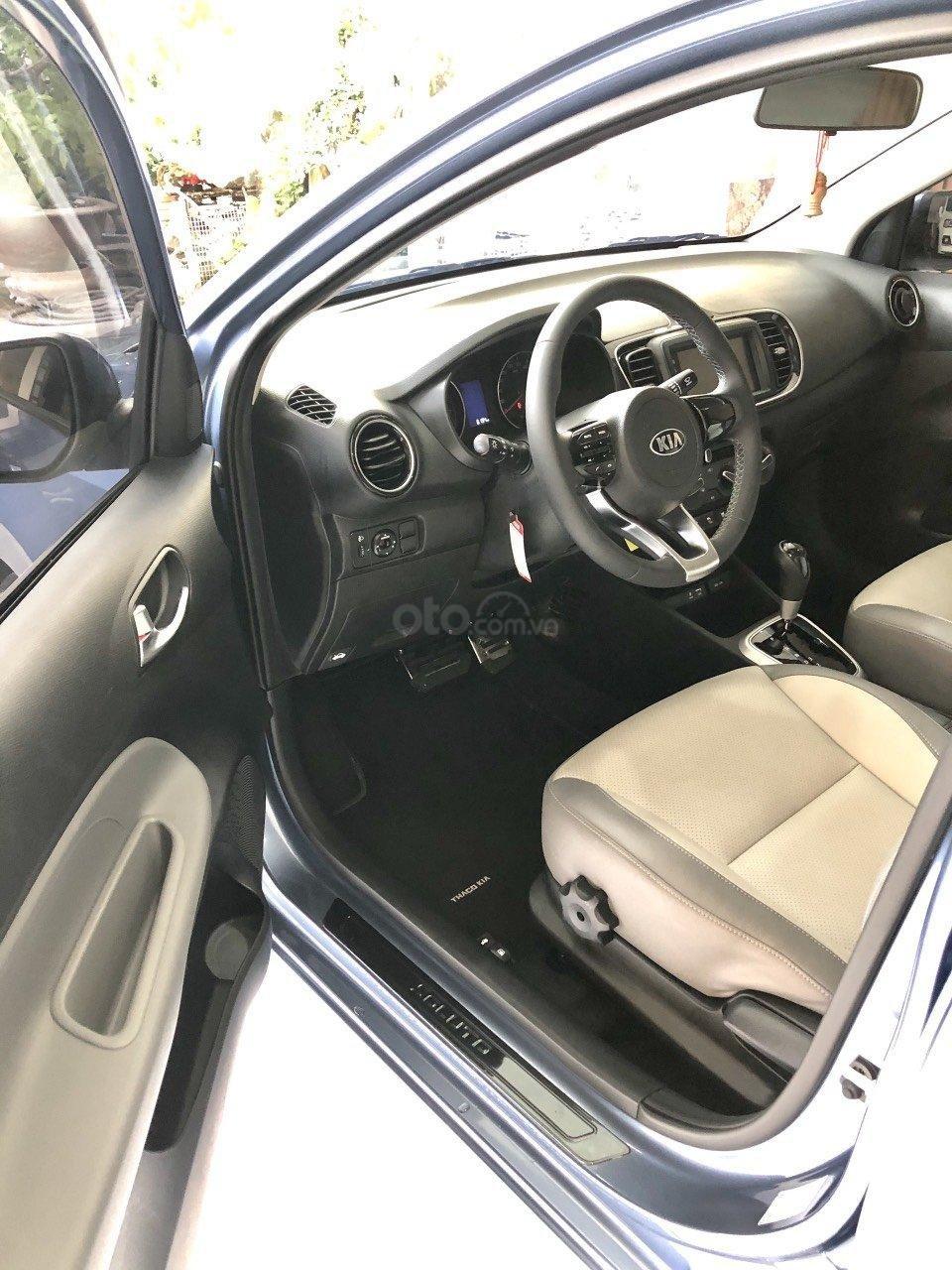 Kia Soluto cuối 2019 số tự động, bản Duluxe, chỉ 396tr cho 1 chiếc xe Hàn mới ra mắt nhiều option và cực kì tiết kiệm (6)