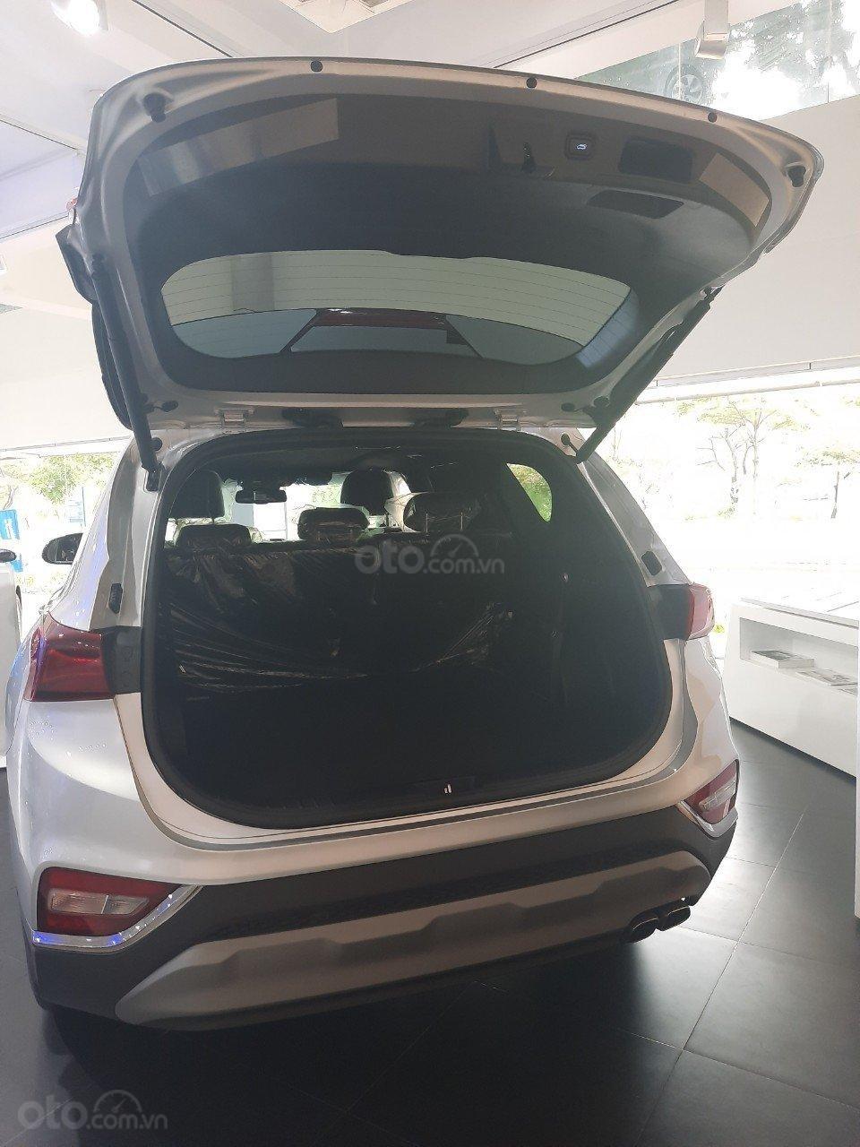 Hot, Hyundai Santa Fe 2020 máy dầu cao cấp, đủ màu, giá tốt (9)