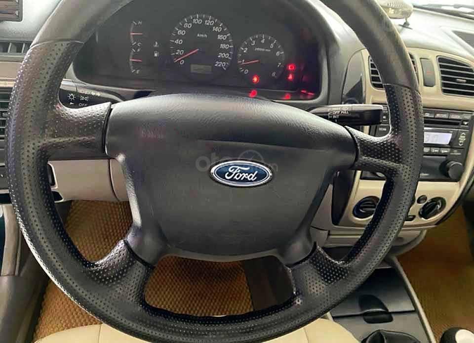Cần bán lại xe Ford Laser năm sản xuất 2002, màu xanh lam còn mới, giá chỉ 115 triệu (5)