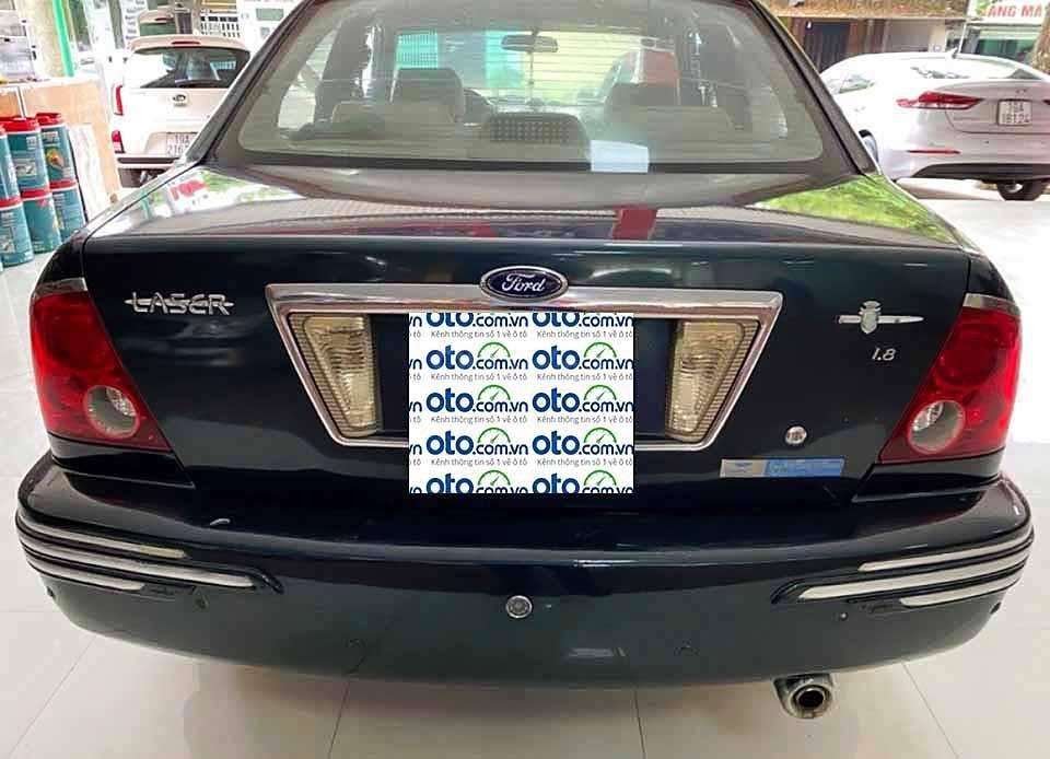 Cần bán lại xe Ford Laser năm sản xuất 2002, màu xanh lam còn mới, giá chỉ 115 triệu (4)