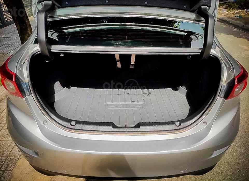 Bán xe Mazda 3 sản xuất 2016, màu bạc còn mới, 485 triệu (4)
