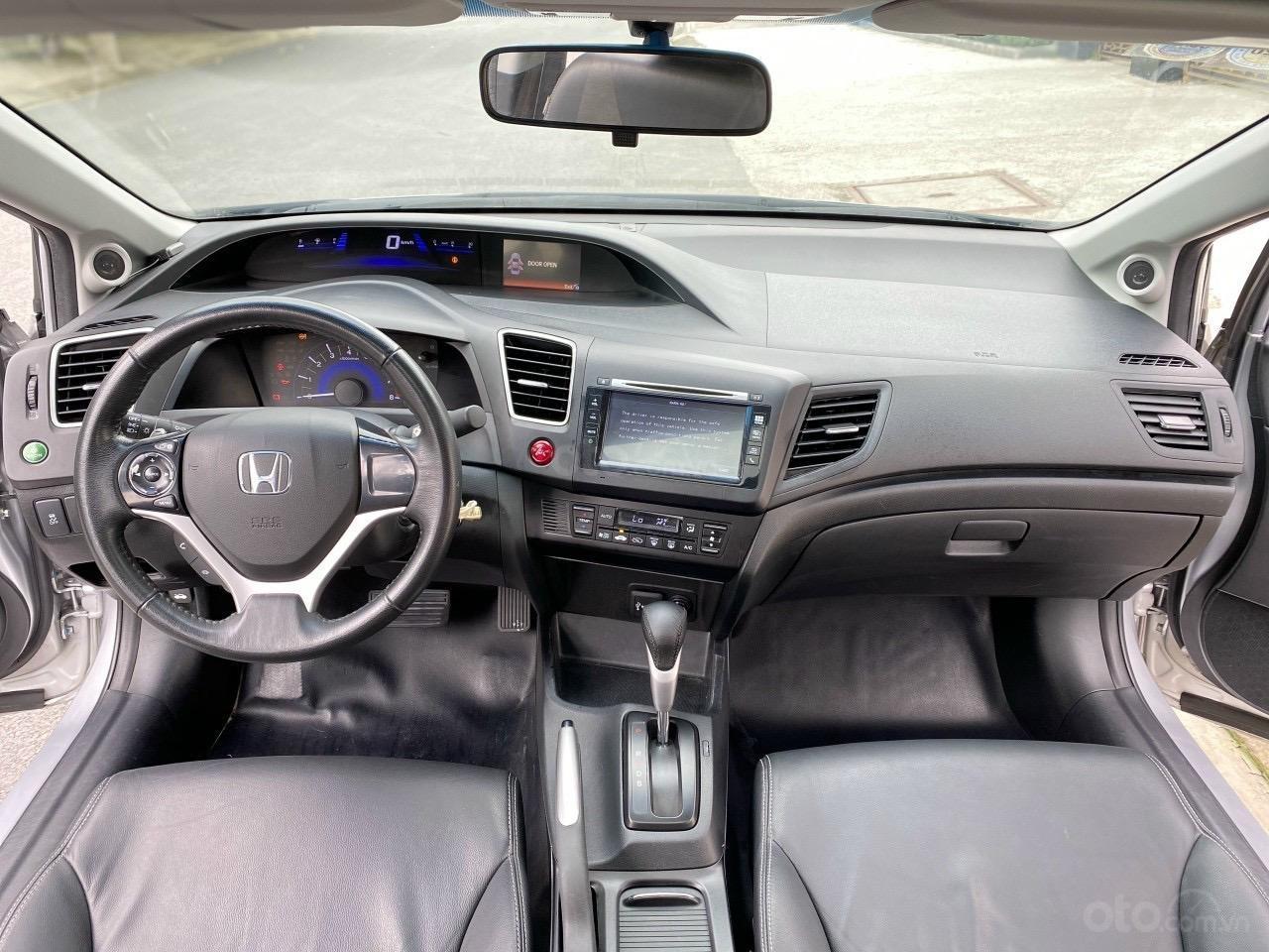 Bán Civic 2.0AT SX 2015 xe rất đẹp đi 48.000km. Hỗ trợ 60% ngân hàng bao check hãng (6)