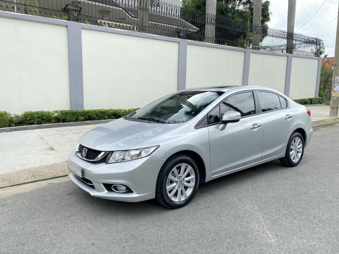 Bán Civic 2.0AT SX 2015 xe rất đẹp đi 48.000km. Hỗ trợ 60% ngân hàng bao check hãng (3)
