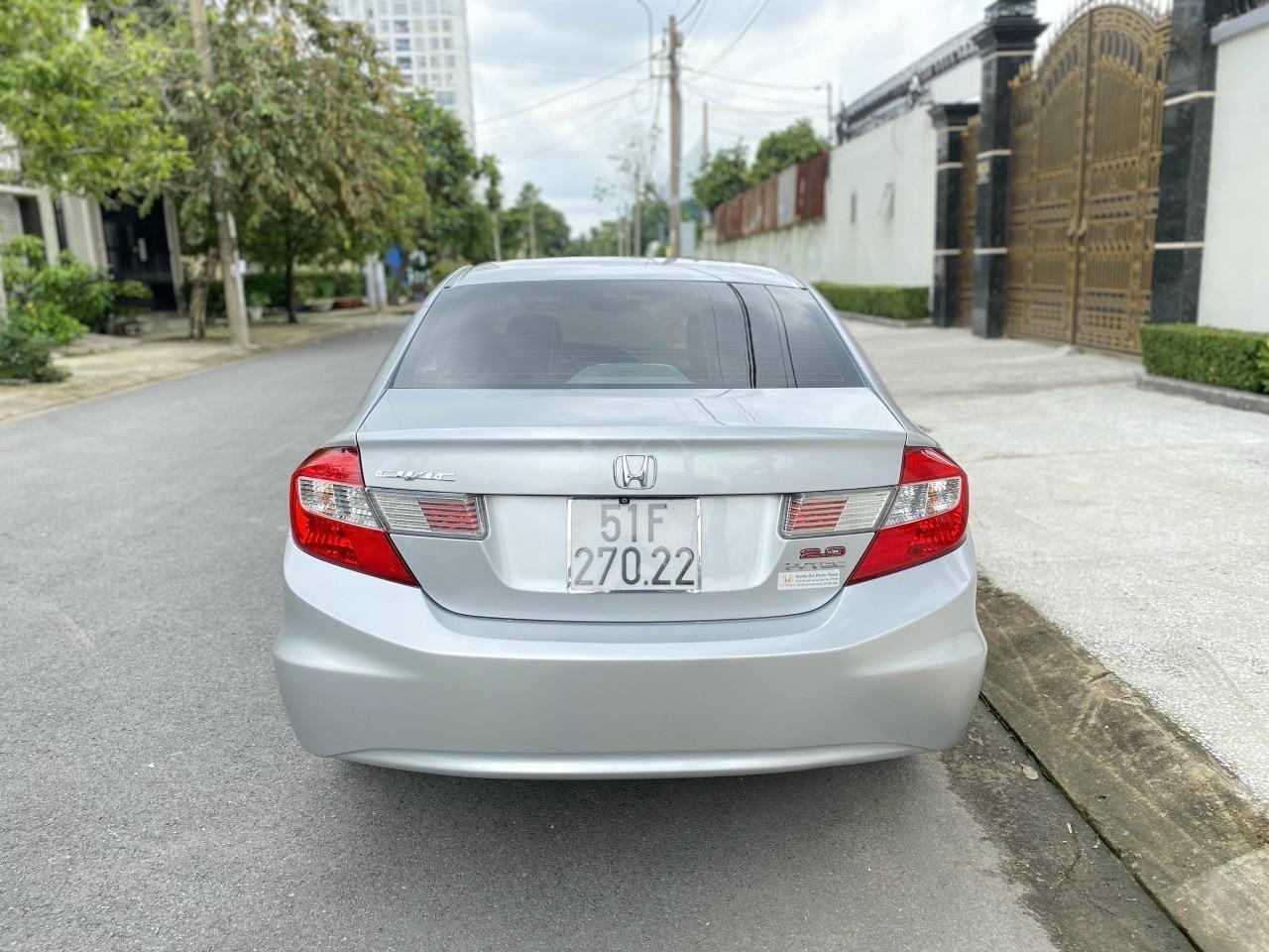 Bán Civic 2.0AT SX 2015 xe rất đẹp đi 48.000km. Hỗ trợ 60% ngân hàng bao check hãng (4)