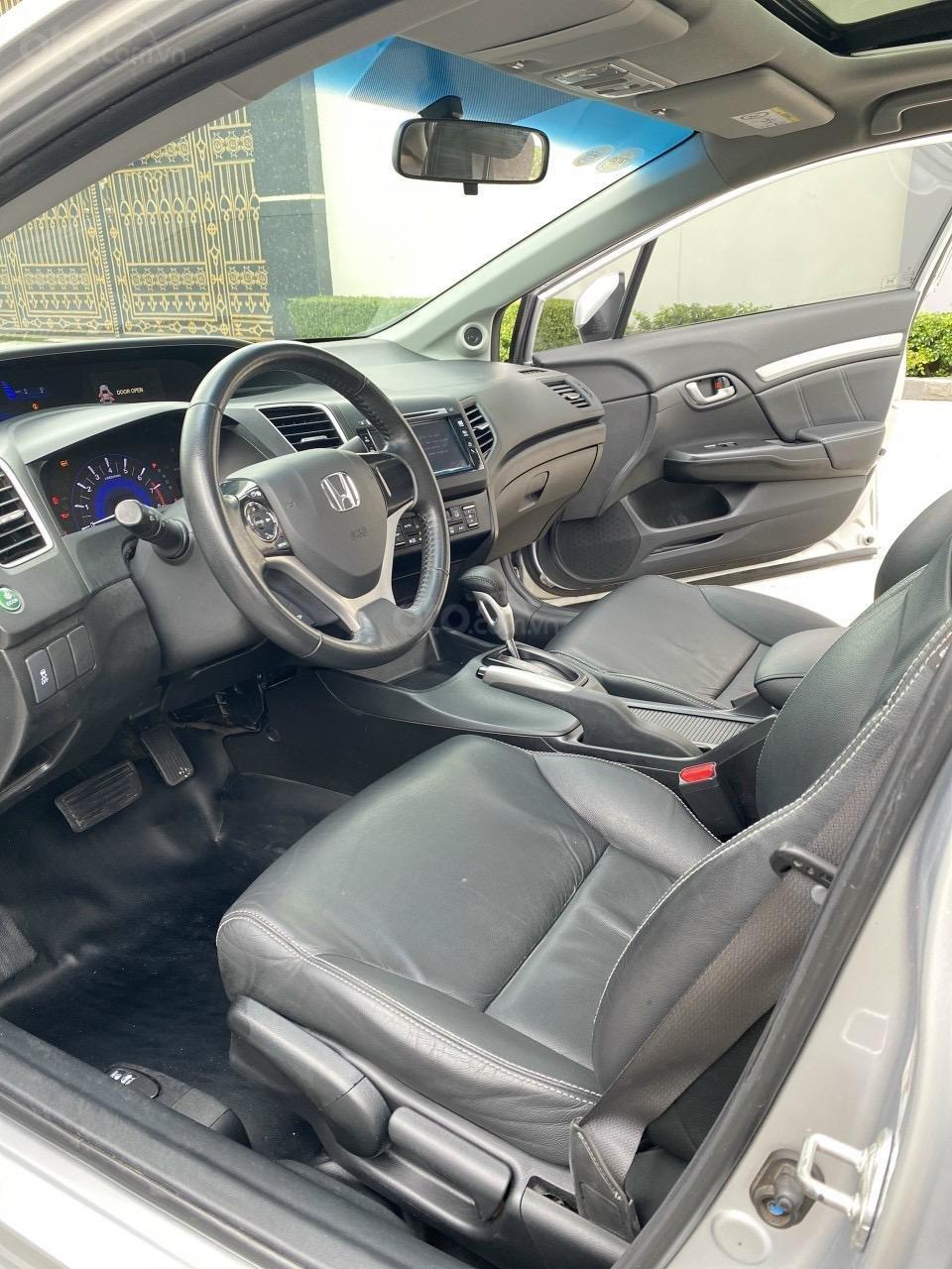 Bán Civic 2.0AT SX 2015 xe rất đẹp đi 48.000km. Hỗ trợ 60% ngân hàng bao check hãng (9)