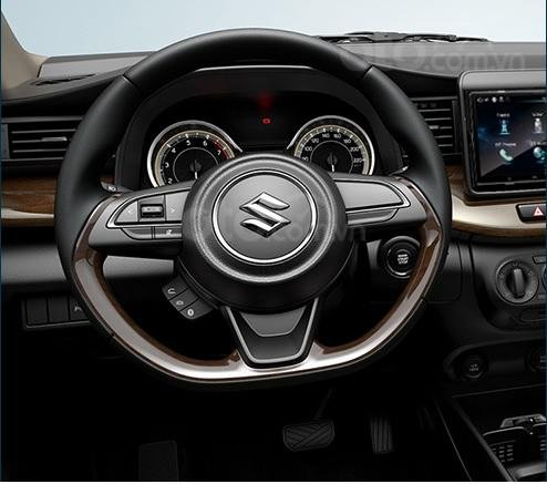 Bán Suzuki Ertiga Sport 2020, màu xám (4)