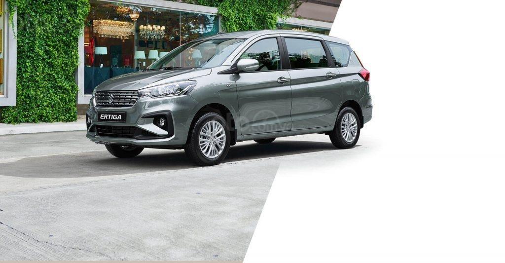 Bán Suzuki Ertiga Sport 2020, màu xám (1)