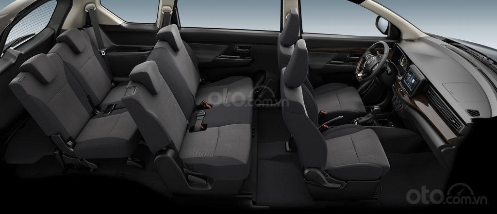 Bán Suzuki Ertiga Sport 2020, màu xám (2)