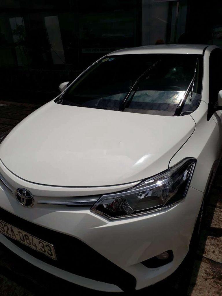 Bán Toyota Vios sản xuất 2017, giá thấp, xe một đời chủ sử dụng (1)
