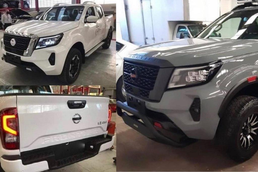Nissan Navara 2021 facelift sẽ ra mắt trong tương lai gần.