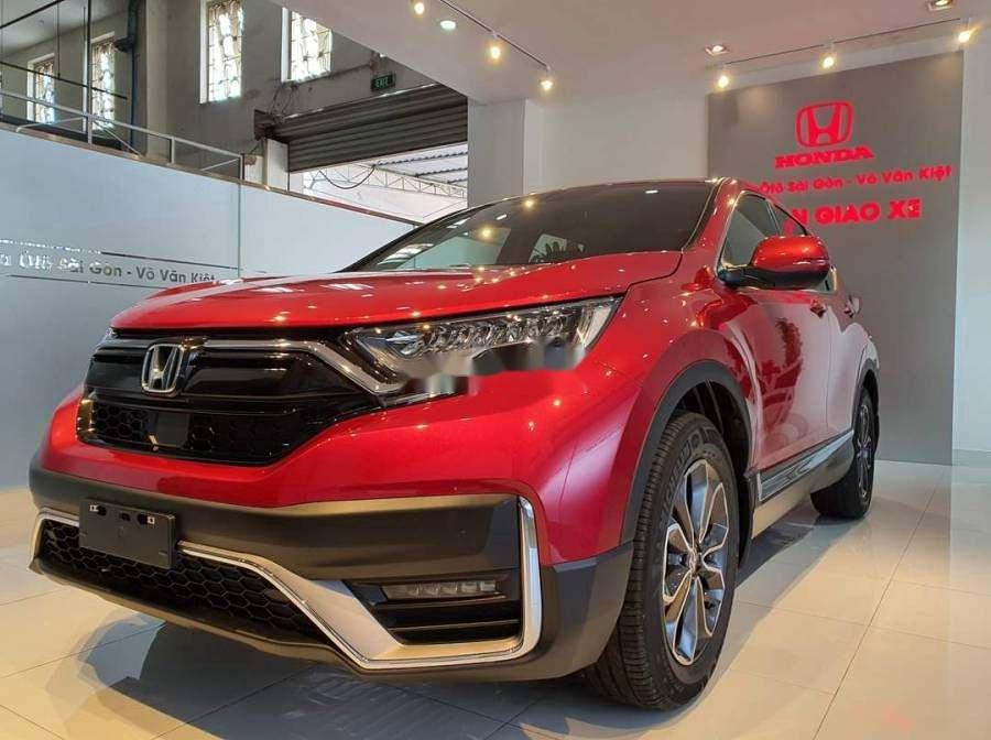 Bán Honda CR V sản xuất năm 2020, sẵn xe, giao nhanh toàn quốc (2)