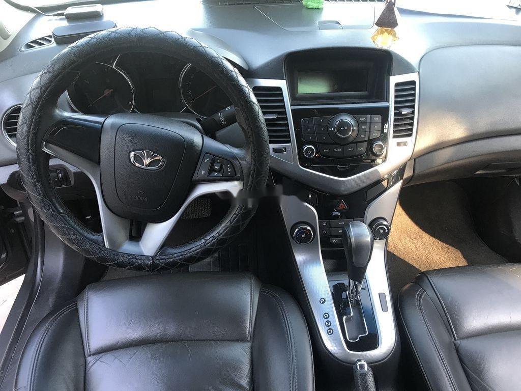 Bán Daewoo Lacetti đời 2009, màu xám, xe nhập số tự động, giá tốt (7)