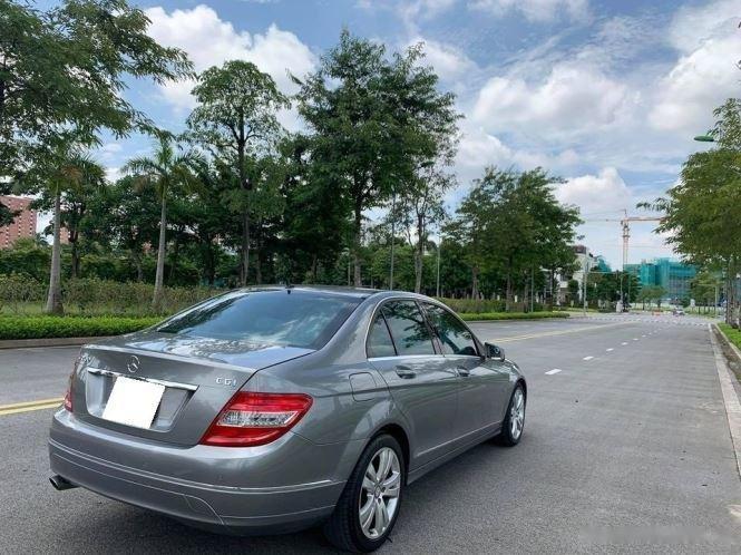 Bán ô tô Mercedes C200 sản xuất 2011, màu xám số tự động  (5)
