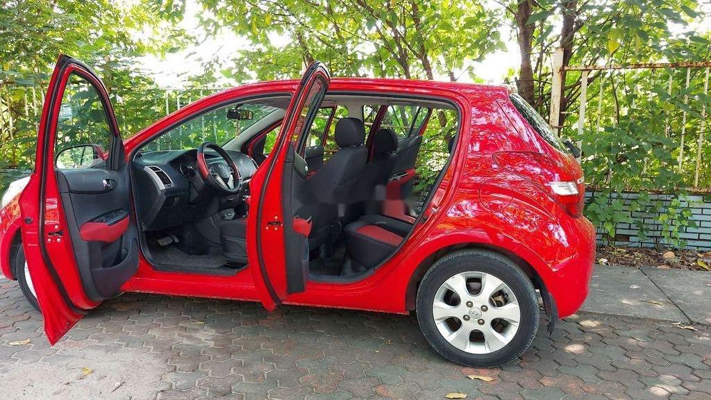 Bán Hyundai i20 sản xuất 2011, màu đỏ, nhập khẩu (7)