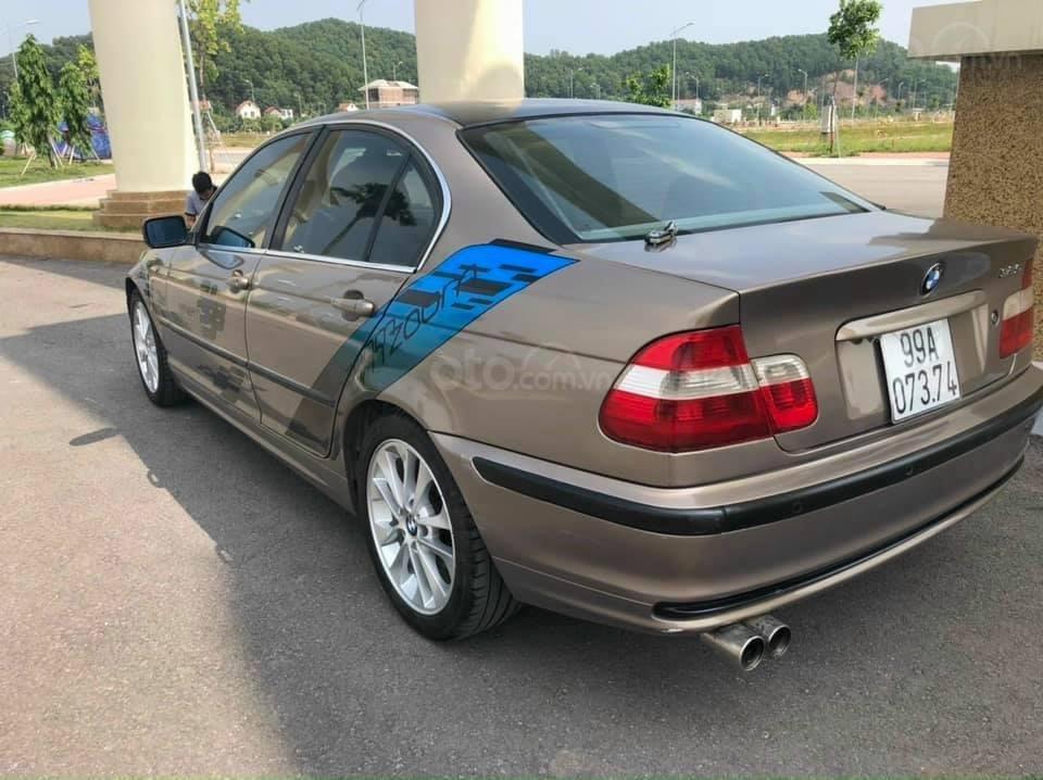 Cần bán BMW 325i SX 2003, xe đẹp không lỗi, màu vàng (2)