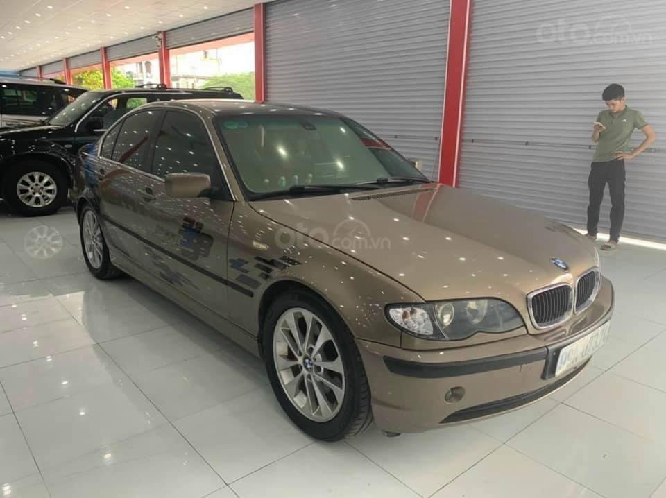 Cần bán BMW 325i SX 2003, xe đẹp không lỗi, màu vàng (5)