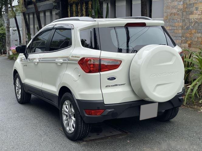 Bán Ford EcoSport năm 2018, màu trắng, full đồ (5)