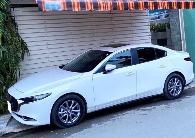 Bán ô tô Mazda 3 2020, màu trắng số tự động (3)