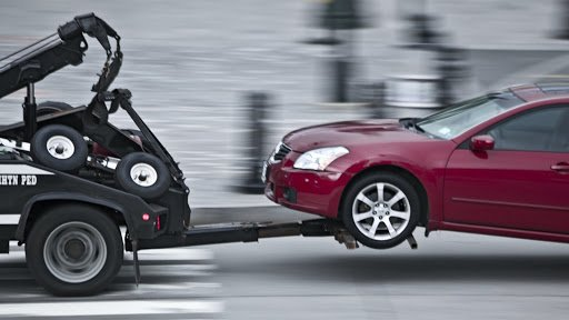 Hậu quả của việc cứu hộ ô tô không đúng cách - Ảnh 2.