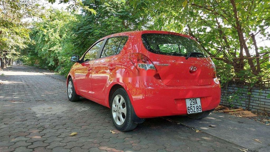 Bán Hyundai i20 sản xuất 2011, màu đỏ, nhập khẩu (6)