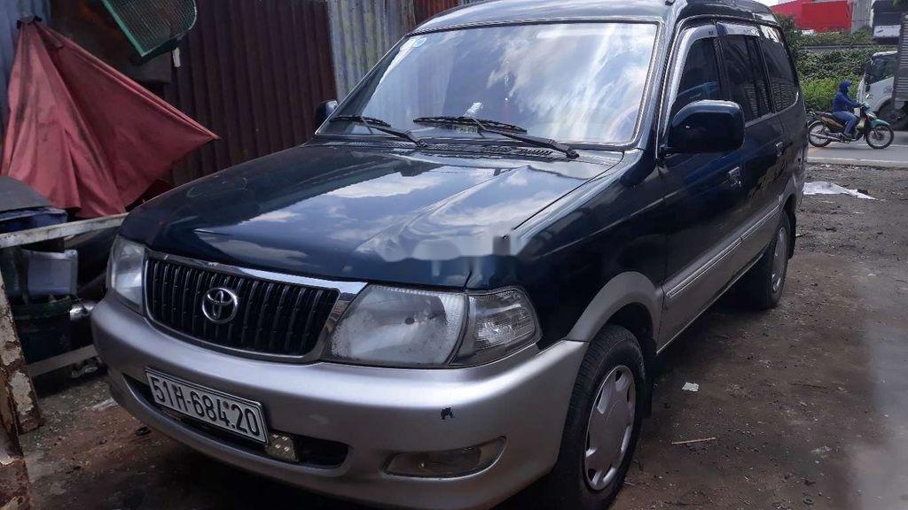 Cần bán lại xe Toyota Zace sản xuất năm 2003, xe nhập, giá 165tr (1)