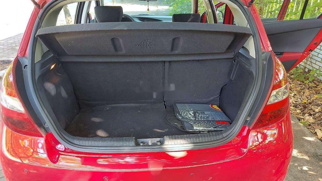 Bán Hyundai i20 sản xuất 2011, màu đỏ, nhập khẩu (12)