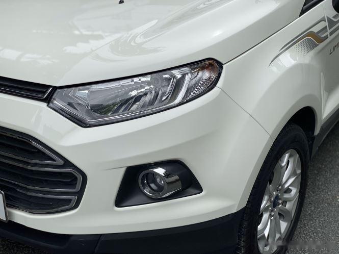 Bán Ford EcoSport năm 2018, màu trắng, full đồ (8)
