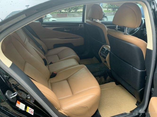 Bán Lexus LS 460L Sports Luxury năm sản xuất 2016, màu đen, nhập khẩu   (5)