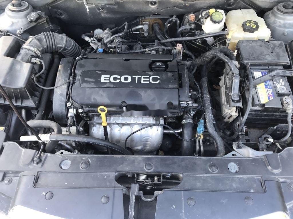 Bán Daewoo Lacetti đời 2009, màu xám, xe nhập số tự động, giá tốt (8)