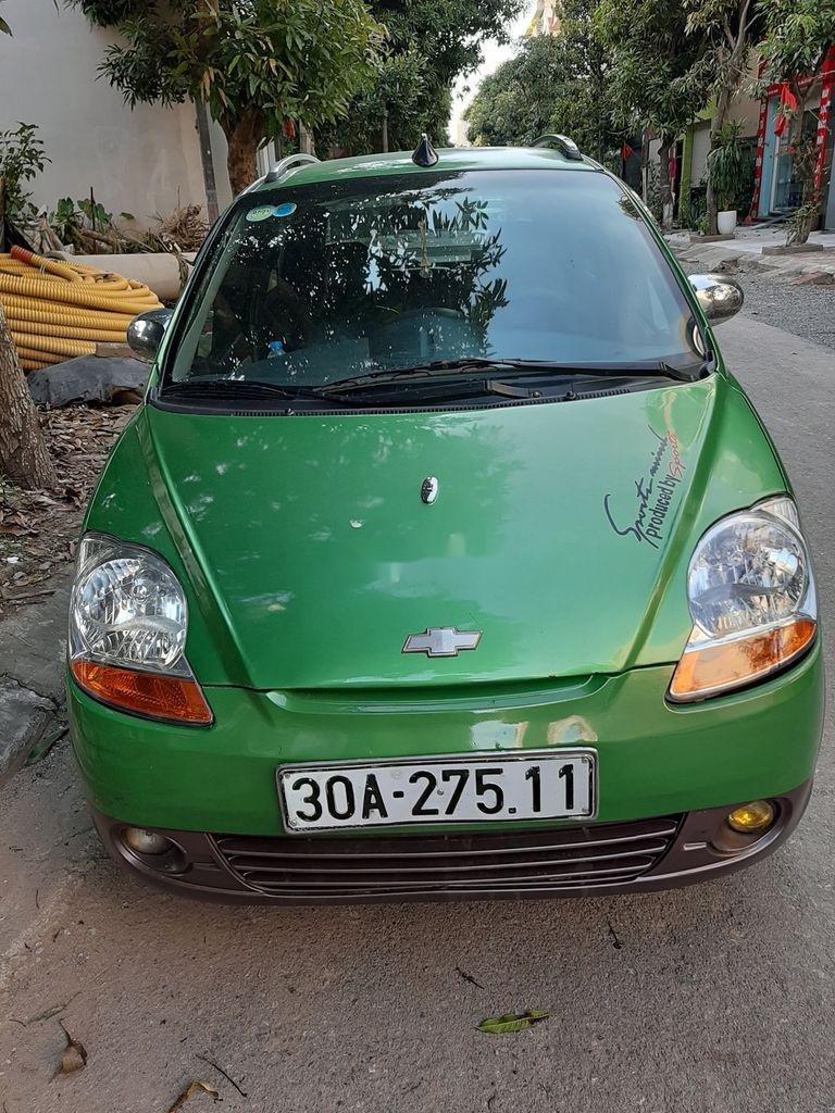 Bán Chevrolet Spark sản xuất năm 2008, xe nhập (1)