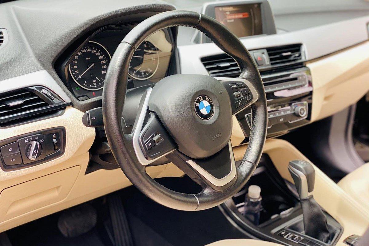 Vô lăng xe BMW X1 2017 1