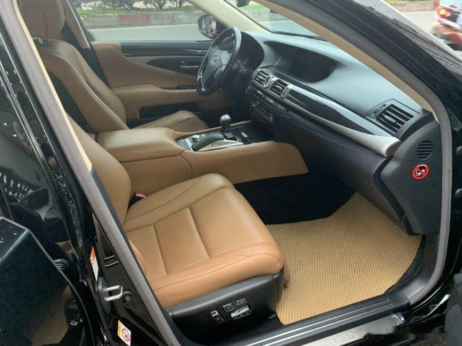 Bán Lexus LS 460L Sports Luxury năm sản xuất 2016, màu đen, nhập khẩu   (6)