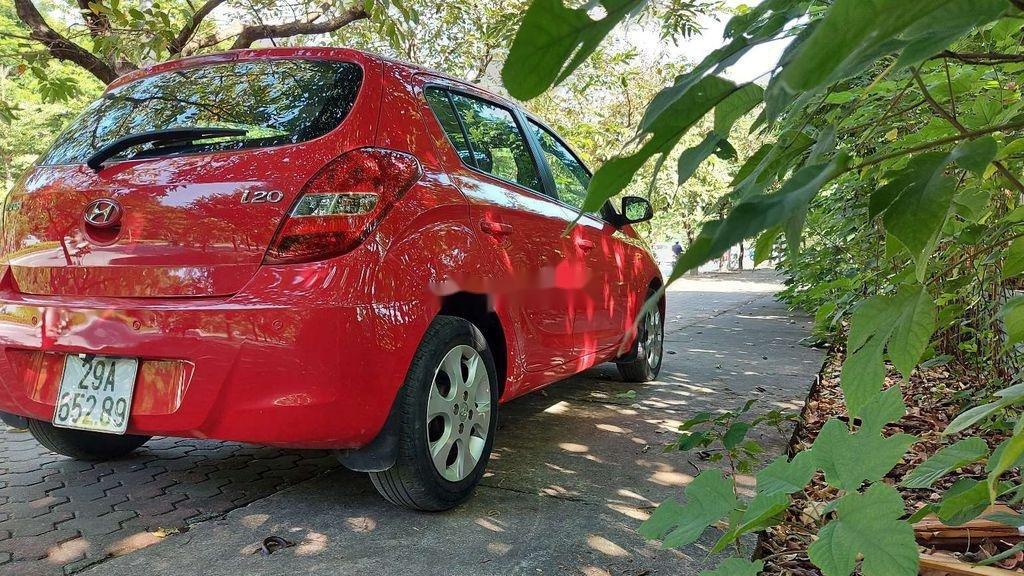 Bán Hyundai i20 sản xuất 2011, màu đỏ, nhập khẩu (5)