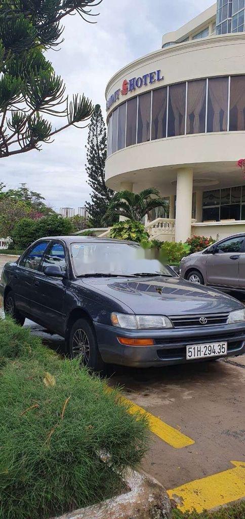 Bán Toyota Corolla sản xuất năm 1997, nhập khẩu nguyên chiếc (1)