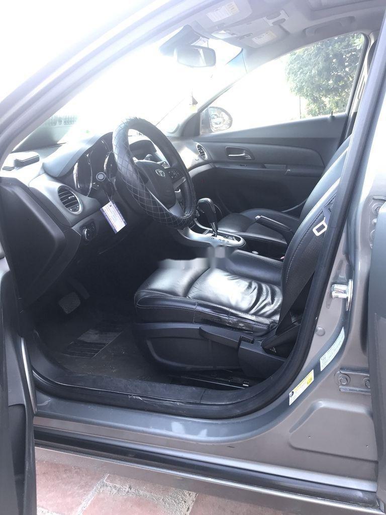 Bán Daewoo Lacetti đời 2009, màu xám, xe nhập số tự động, giá tốt (3)