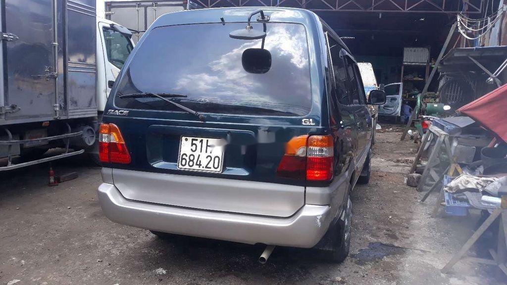 Cần bán lại xe Toyota Zace sản xuất năm 2003, xe nhập, giá 165tr (7)