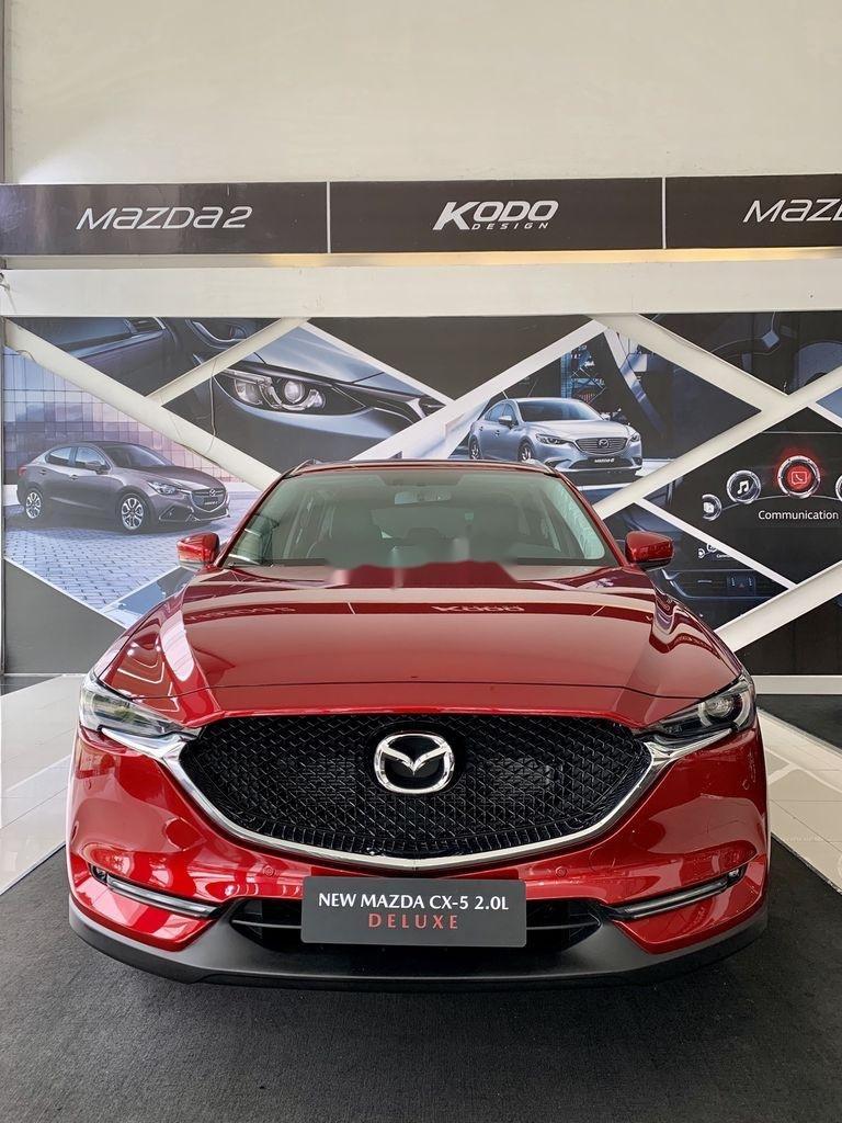 Bán ô tô Mazda CX 5 đời 2020, màu đỏ (1)