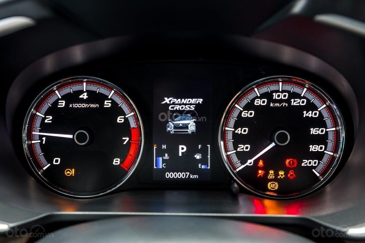 [HOT] Mitsubishi Xpander Cross 2020, giảm tiền mặt, kèm KM khủng, trả trước 150tr nhận xe, đủ màu (13)