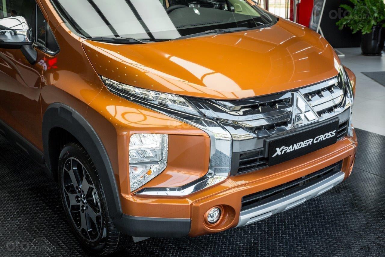 [HOT] Mitsubishi Xpander Cross 2020, giảm tiền mặt, kèm KM khủng, trả trước 150tr nhận xe, đủ màu (8)