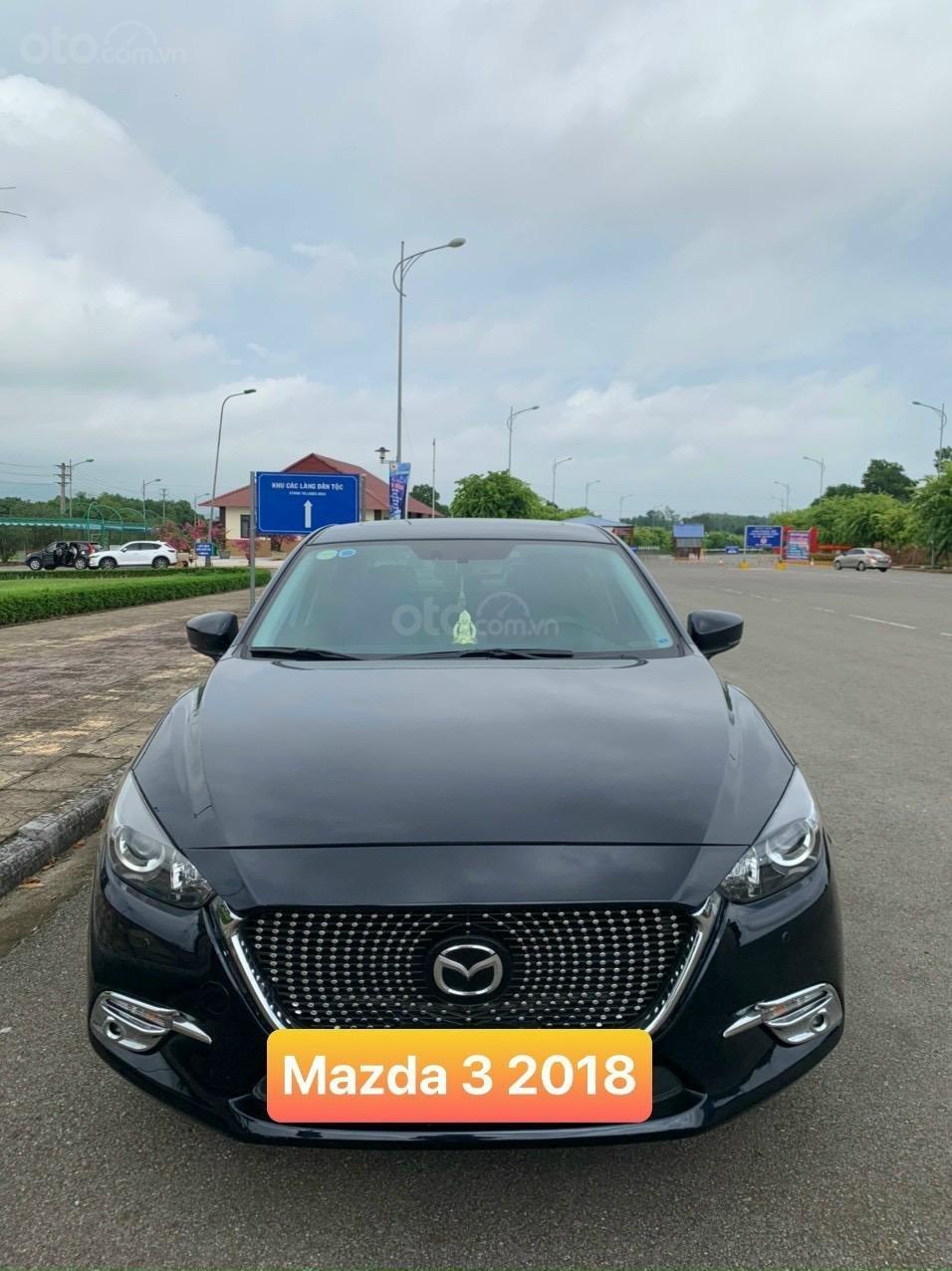 Mazda 1.5 AT sản xuất 2018, odo 29.000km (1)