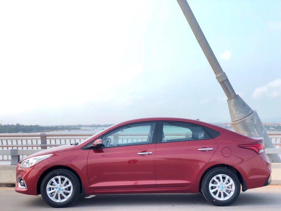[Hot] Hyundai Accent 2020 - đủ màu giao ngay toàn quốc (5)